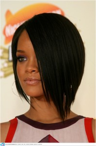 č o povedať na strih vlasov-mne sa veľmi páči! Rihanna je veľmi ...
